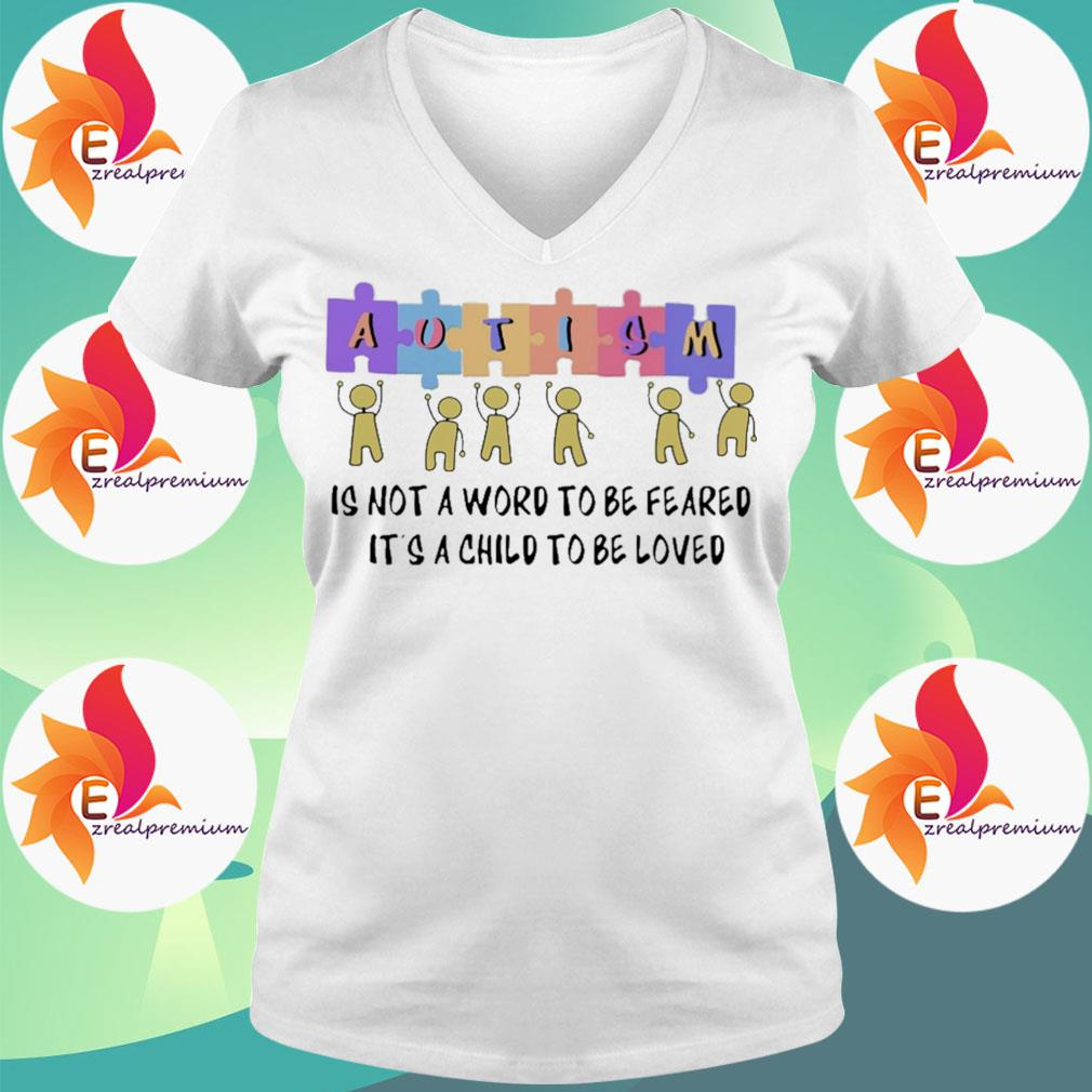 Autism is not a word to be feared it's a child to be loved s Ladytee