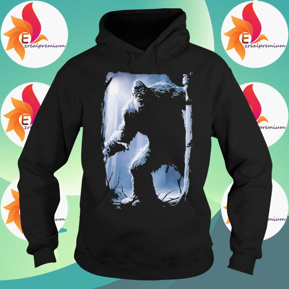 Bigfoot hide and seek s Hoodie