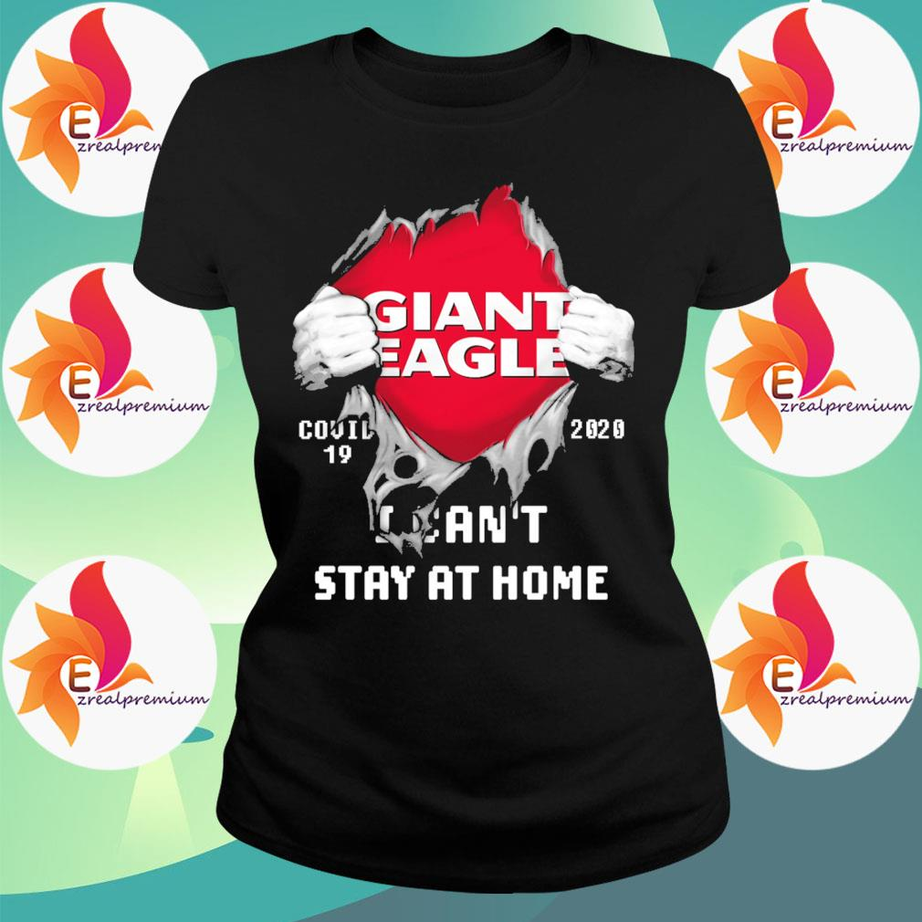Blood inside Giant Eagle Covid 19 2020 I can't stay at home s Ladytee