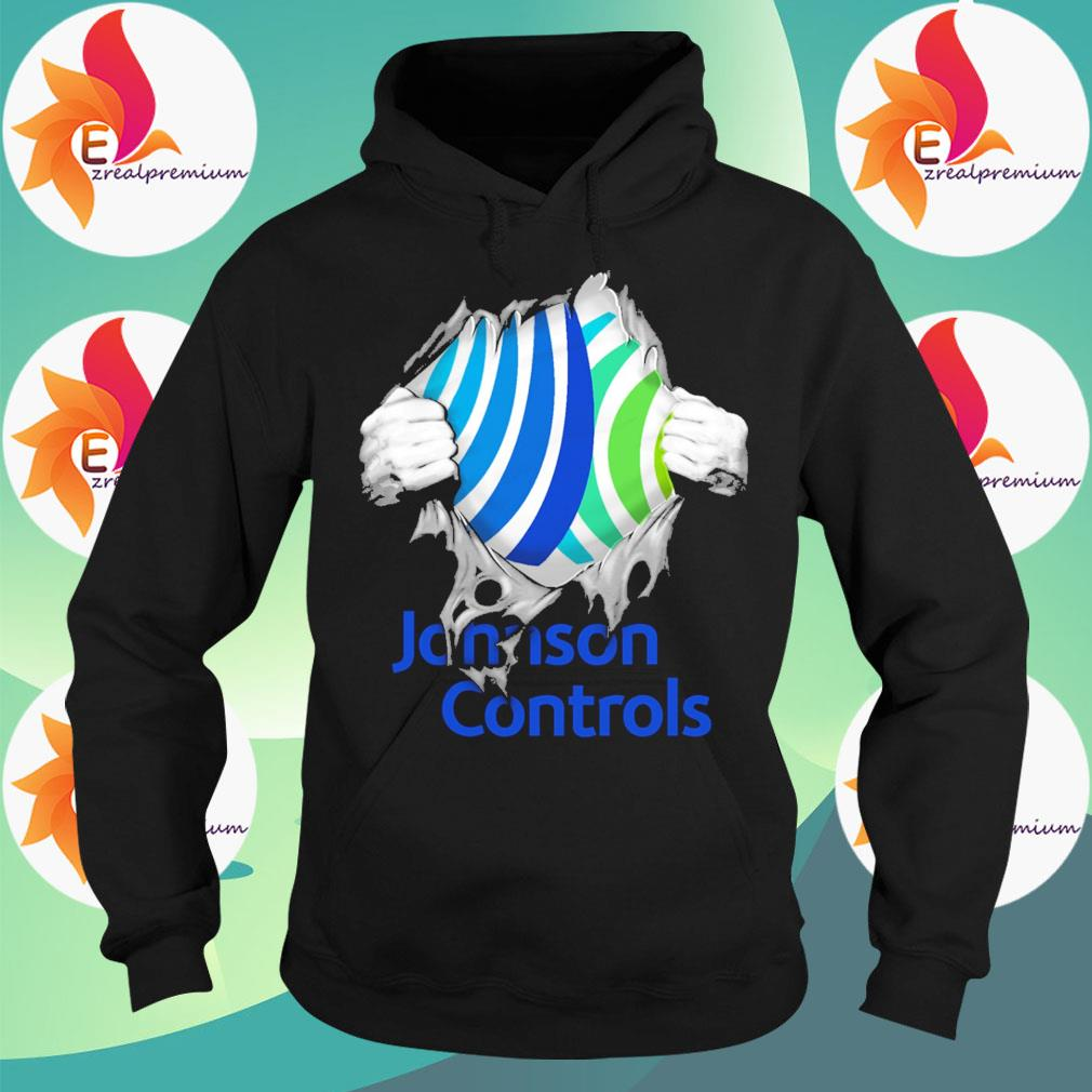 Blood inside Me Johnson Controls s Hoodie