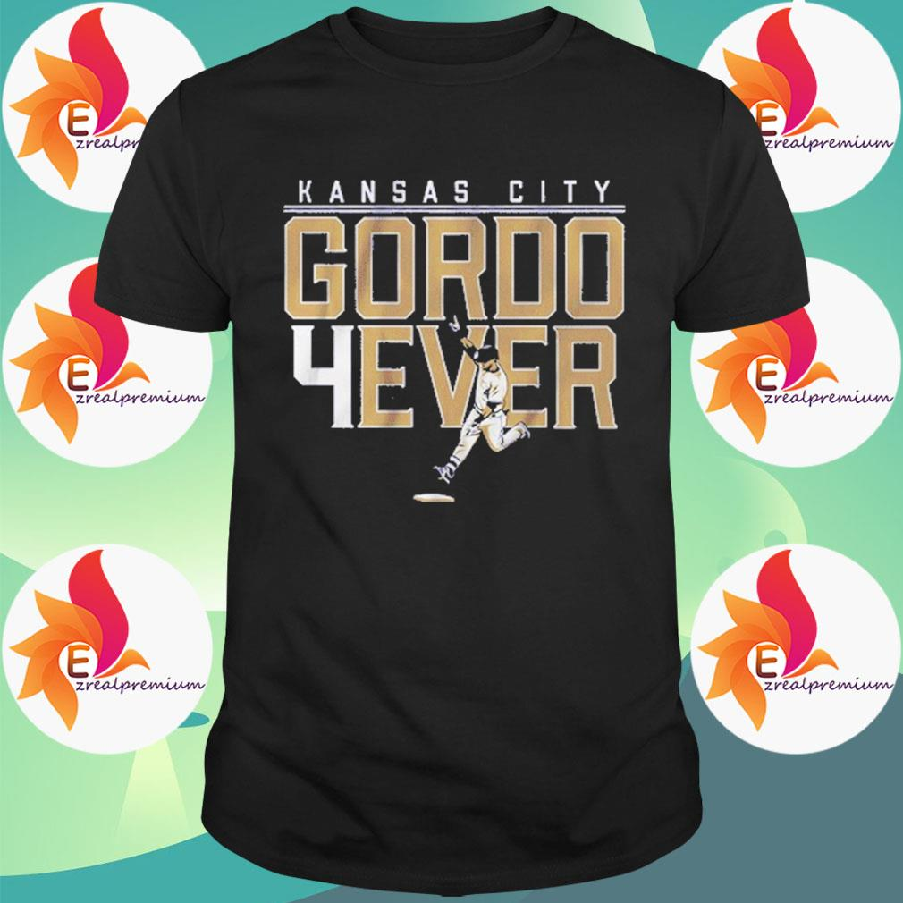 Alex Gordon Gordo 4ever shirt