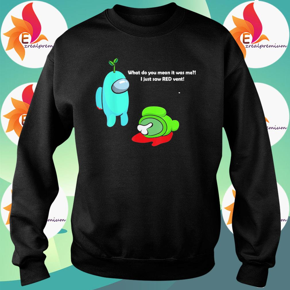 Among us who is the impostor fun with friends am crew mate s Sweatshirt