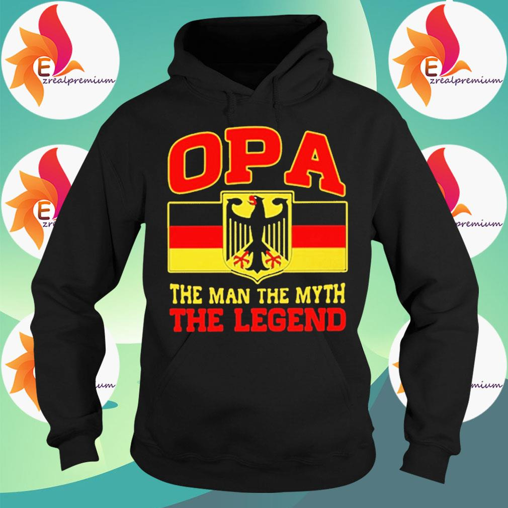 Germany OPA the man the myth the legend 2020 s Hoodie