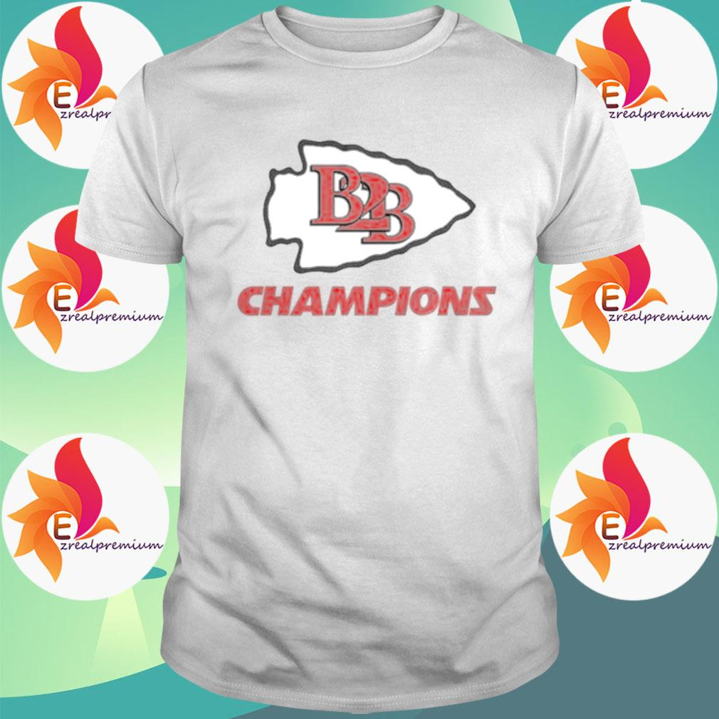B2B Kansas City Champions shirt